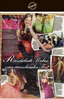 Wer sich noch nicht für eine Robe entschieden hat, sollte sich unbedingt in Dresdens größtem Braut- und Abendmodegeschäft von Uwe Herrmann umschauen - Hochzeitsmode Dresden - Uwe Herrmann
