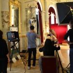 Fotoshooting mit GABO - Hochzeitsmode Dresden - Uwe Herrmann