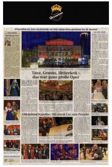 Der Leipziger Opernball - Hochzeitsmode Dresden - Uwe Herrmann
