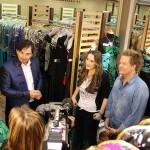 MDR Jump bei Modedesigner Uwe Herrmann zu Gast - Hochzeitsmode Dresden - Uwe Herrmann